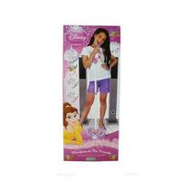 Microfono De Pie Karaoke Ditoys Disney Princesas Original