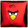 Almohadones Estampados Angry Birds Tamaño 40x40cm