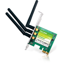 Placa De Red Wifi Pci Tp-link Wdn4800 450mbps