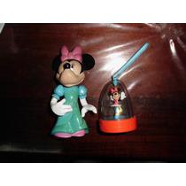 Figura Disney Minie Novia De Mickey