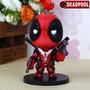 Marvel Chibi Deadpool Figura Estatua