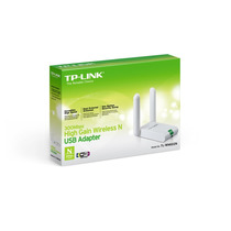 Placa De Red Usb Tp-link Tl-wn822n 300mbps Wireless N 2 Ant