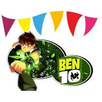 Kit Imprimible Ben 10