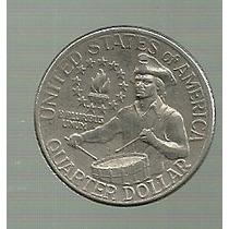 Usa 1/4 Dolar Conmemorativa 1776-1976
