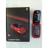 Celular Nextel I897 Ferrari Rojo Nuevo En Caja Sin Uso 0km