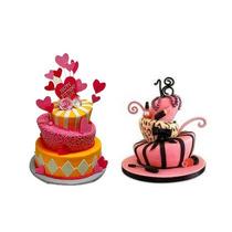 Pasteles Chuecos, Fondant, Cupcakes Decoracion Mas