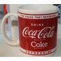 Jarro Ceramico Coca Cola Importado Original