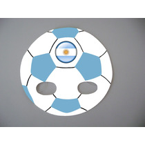 Antifaces De Argentina O Logo Personalizado: 10 Unidades $90