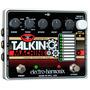 Pedal Electro Harmonix Stereo Talking Machine Nuevo Guitarra