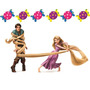 Kit Imprimible Candy Bar Enredados Rapunzel - Editable