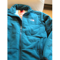 Campera The North Face Talle M Dama, Verde Esmeralda