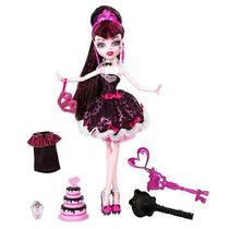 Muñeca Draculaura Sweet 1600 Monster High Original Mattel