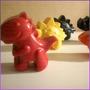 Crayones - Souvenirs - Dinosaurios - Cumpleaños - Pack X 24