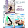 Dvd Pack 3 Videos Pilates Bandas Método Stott Niveles 1-2-3
