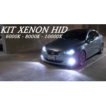 Kit De Luces De Xenón 6000k 8000k 10000k H1 H3 H4/ H7 H11 H1