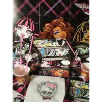 Monster High Tematicos 20 Chicos Con Regalos