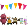 Kit Imprimible Baby Tv Candy Bar Cotillon Tarjetas Cumple 2