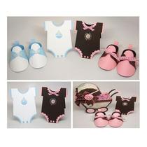 Kit Imprimible Baby Shower Souvenirs Invitaciones Cochesitos