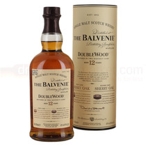 Whisky The Balvenie Double Wood Single Malt 12 Años De Litro