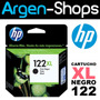 Cartucho Hp 122xl Ch563hl Negro Original 1000 2050 3050
