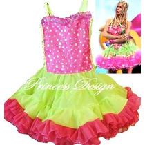 Disfraz Hada Bailarina Vestido Panam