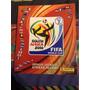 Álbum Fifa Sudafrica 2010 Mundial Panini Con 53 Figuritas