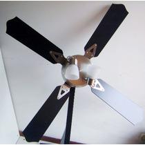 Ventilador De Techo 10 Años Garantia + 2 Luces