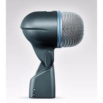 Microfono Shure Beta 52a Bajas Frecuencias Bombo Bateria