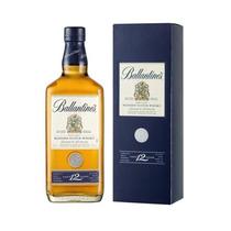 Whisky Ballantines 12 Años Con Estuche Importado De Escocia