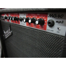 Amplificador Multiple Decoud Mo 40 Mp3/usb