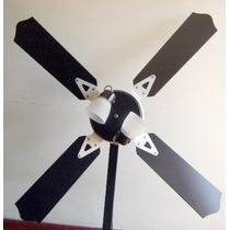 Ventilador De Techo Con 2 Luces 10 Años Garantia Nacional