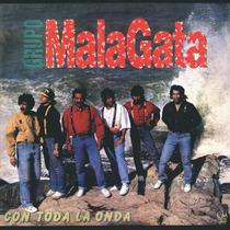 Cd De Grupo Mala Gata - Con Toda La Onda
