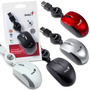 Mouse Genius Micro Traveler Notebook 1200 Dpi Retractil Gtia