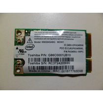 Placa Wifi Toshiba Satellite A205