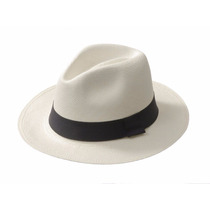 Sombrero Panamá Original, Paja Toquilla Ecuatoriana