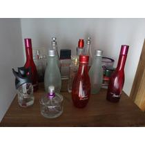 Lote De 14 Frascos De Perfumes