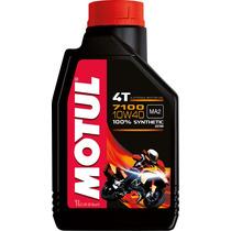 Aceite Lubricante Motul 7100 4t 10w40 100% Sintetico