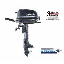 Motor Yamaha 6 Hp 4 Tiempos- Consultar Dto Contado!!!!