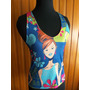 Remera Barbie Retro Vintage