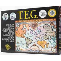 Teg T.e.g. Tradicional Clasica. Original Yetem. Estrategia