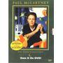 Paul Mc Cartney -video Coleccion 2 Dvd Europeos Nuevo-stock