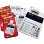 Calculadora Sharp 2901 Con Impresor - Factura A Y B - Envios