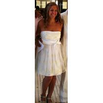 Vestido Novia - Civil - ***rosario***