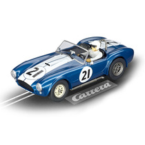 Carrera Evolution, Shelby Cobra 289 No.21 , Esc. 1:32