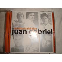 Juan Gabriel La Historia Del Divo Audio Cd En Caballito