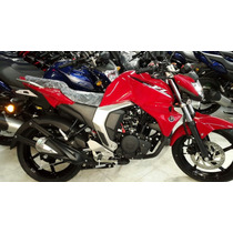 Yamaha Fz Fi Inyeccion 2.0 Mp Motos Pilar Bs As