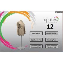 Optitex 12 Español Full Patronaje Xp-win7-win8 32-64 Bits