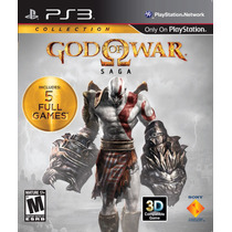 God Of War Saga Ps3 Nuevo Sellado Original
