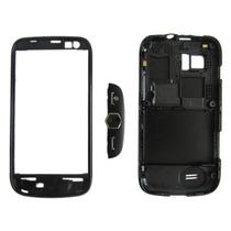 Carcasa Samsung I8000 Omnia 2 C/tapa De Bateria Y Marco