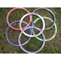 Llantas Bici Fixie Fixed Rod 28 Triple O Doble Pared Armadas